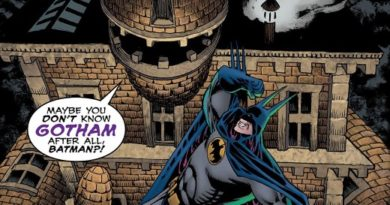 Batman: Kings of Fear #2 cover by Kelley Jones and Michelle Madsen