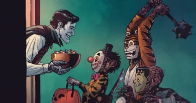 Army of Darkness Halloween Special cover by Reilly Brown and Jim Charalimpidis