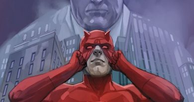 Daredevil #609 cover by Phil Noto