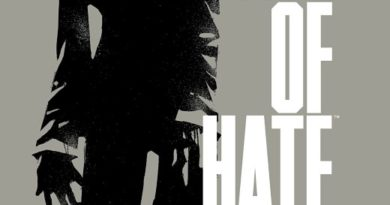 Days of Hate #9 cover by Danijel Zezelj