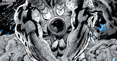 Hawkman #5 cover by Bryan Hitch and Alex Sinclair