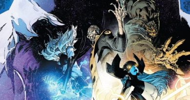 The Black Order #1 cover by Philip Tan and Peter Steigerwald