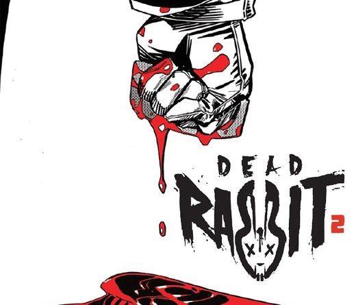 Dead Rabbit #2 cover by John McCrea