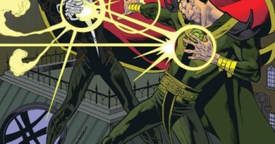 Doctor Strange #8 cover by Kevin Nowlan