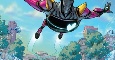 Ironheart #1 cover by Amy Reeder