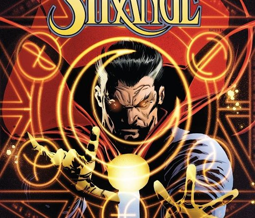 The Best Defense: Doctor Strange #1 cover by Ron Garney and Richard Isanove