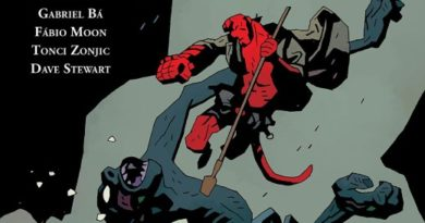 Hellboy Winter Special 2018 cover by Mike Mignola