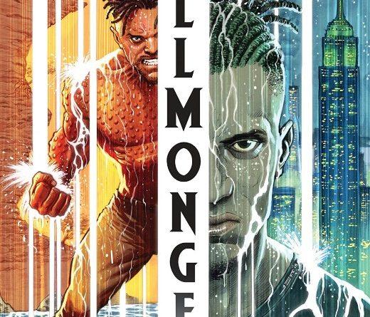 Killmonger #1 cover by Juan Ferreyra